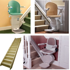 Straight Stairlifts.