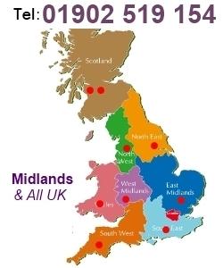 Midlands Sutton Coldfield