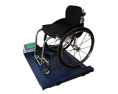 Invictus Active Wheelchair Scales