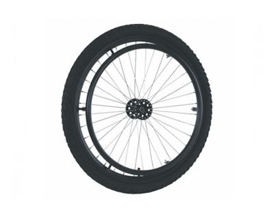 Off-Road Wheelchair Wheels