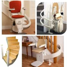 stairlift rental repairs exeter